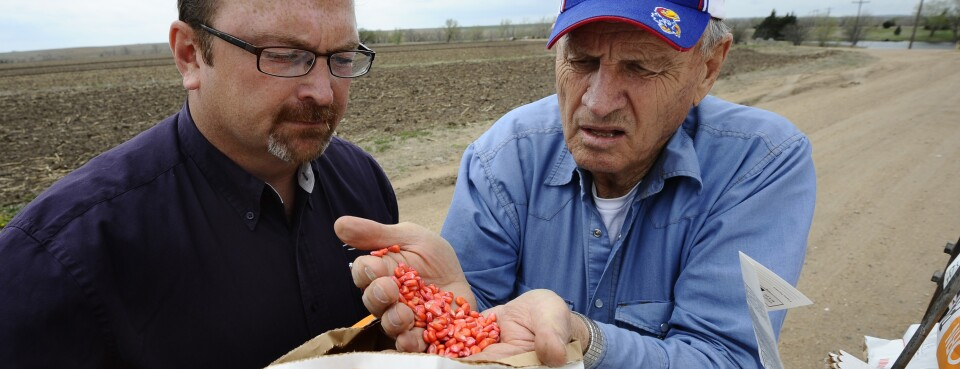 When Is a Pesticide Not a Pesticide? When It Coats a Seed (1)