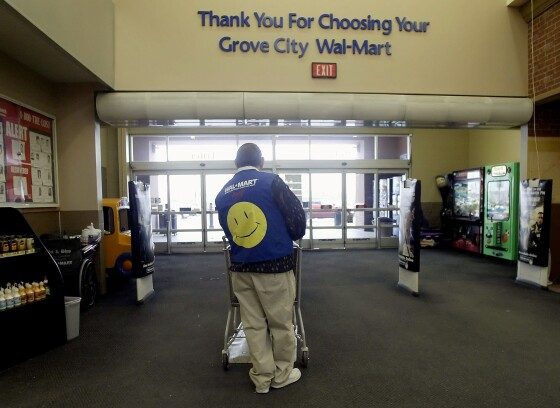 Walmart's Elimination of Greeters May Open New Front on ADA Law