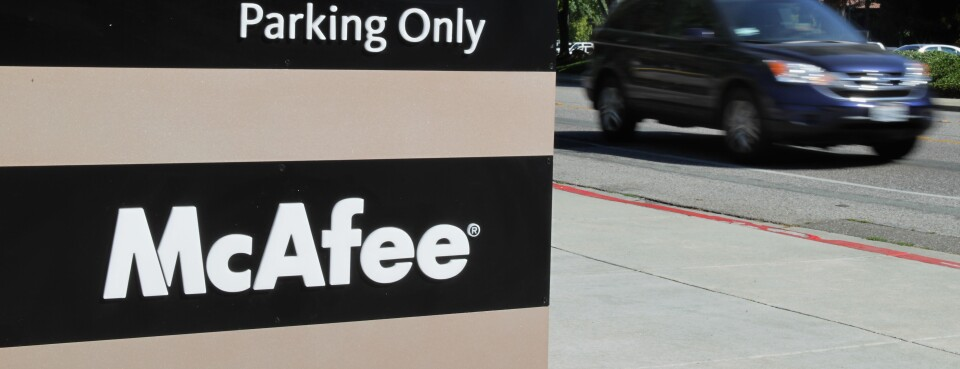 McAfee Accuses Former Sales Employees of Trade Secret Theft