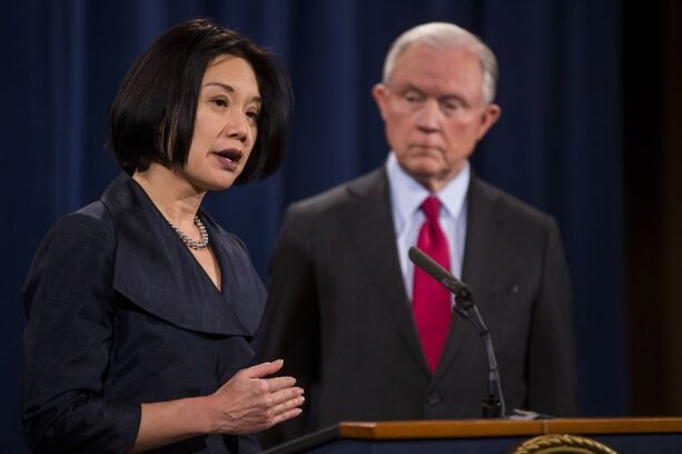 Wake Up Call: U S  Attorney Liu Out as Trump Pick for Justice Dept