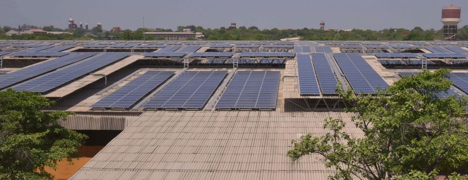 India Falling Short in Meeting 2022 Rooftop Solar Target