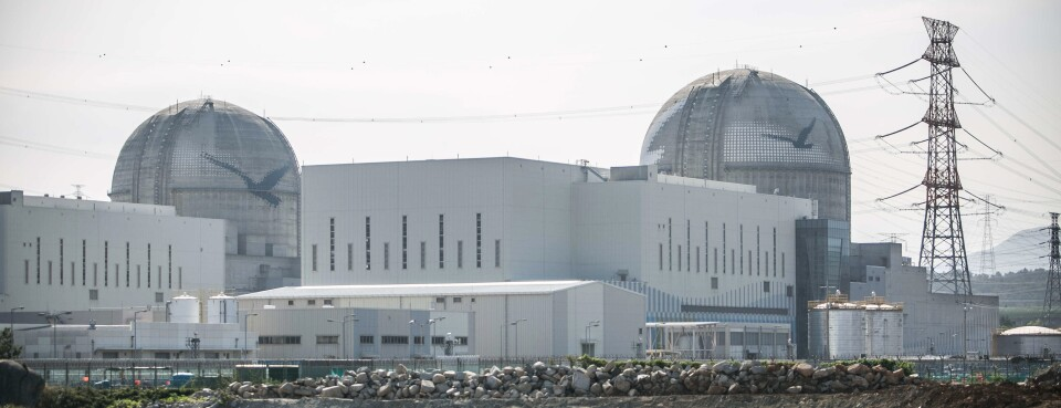 South Korea to Resume Nuclear Plant Construction