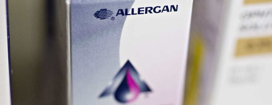 Allergan to Return to U S  for Tax Purposes After AbbVie Merger