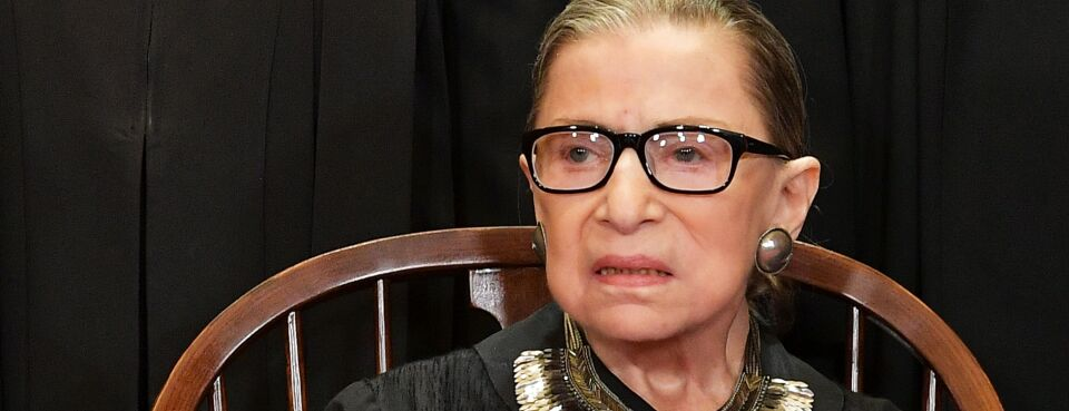 Ginsburg Laments SCOTUS Confirmation 'Dysfunction' in Senate (1)
