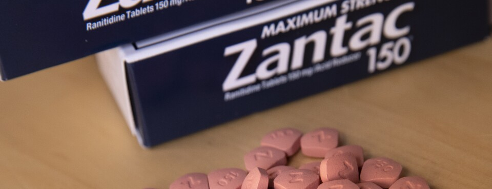 Drugmakers Agree Zantac Carcinogen Suits Should Go to New Jersey