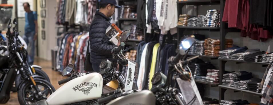 Harley Davidson merch