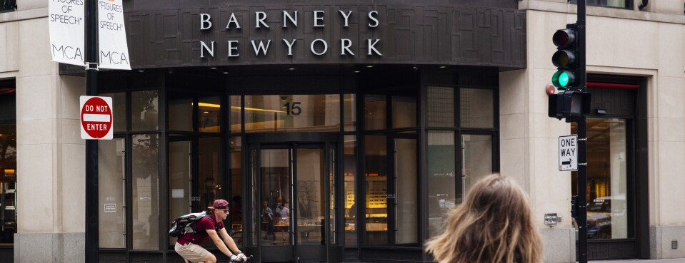 Barneys' Unsecured Creditors Nearly Shut Out in Bankruptcy Plan
