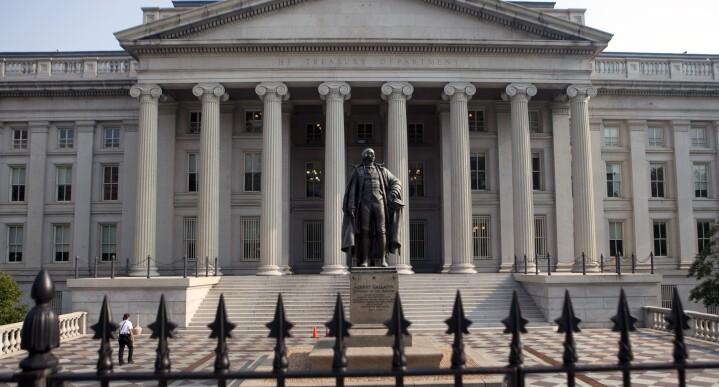 Treasury FinCEN