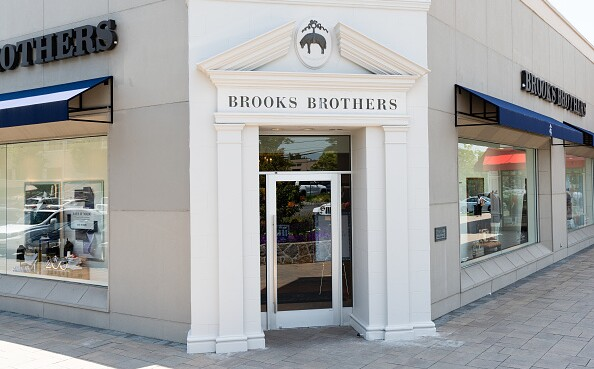 Brooks Brothers Group Inc. filed for bankruptcy, felled by the pandemic's impact on clothing sales and its own heavy debt load. The two-century-old