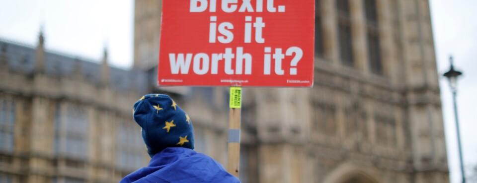 EU Tax Bill for U K  Firms Faces No-Deal Brexit Conundrum (1)