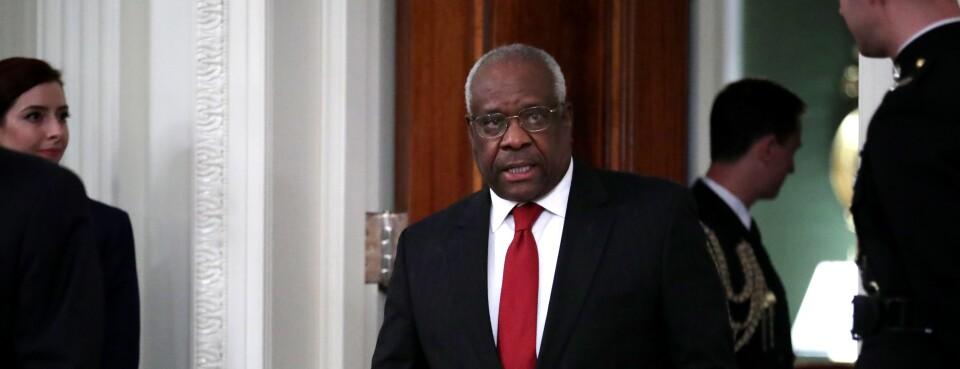 Clarence Thomas Perplexed by Retirement Rumors