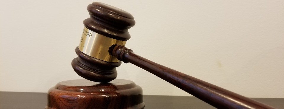 Judge's Dual Role in Setting Bonds, Allocating Funds Illegal