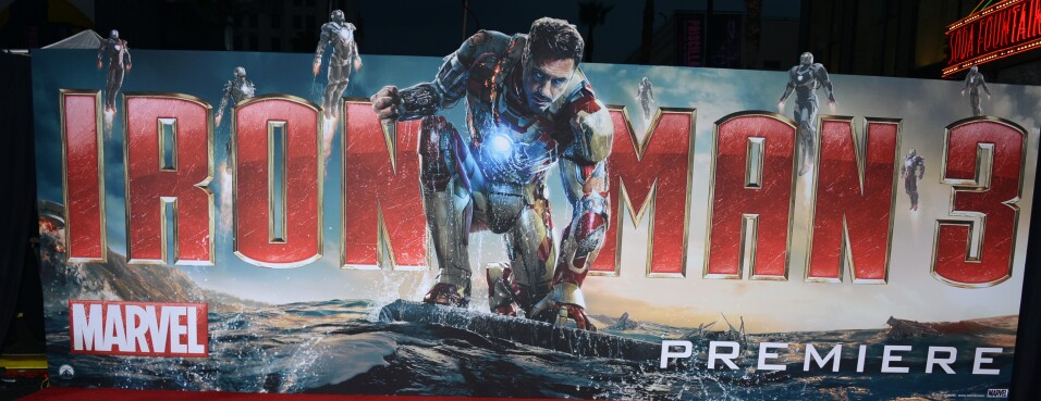 Marvel Beats Copyright Claims Based on 'Iron Man 3' Poster
