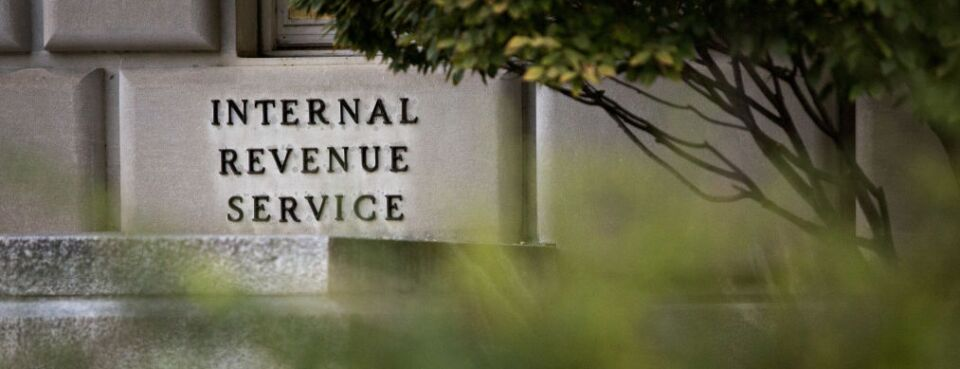 IRS building sign (used 7/16/18)