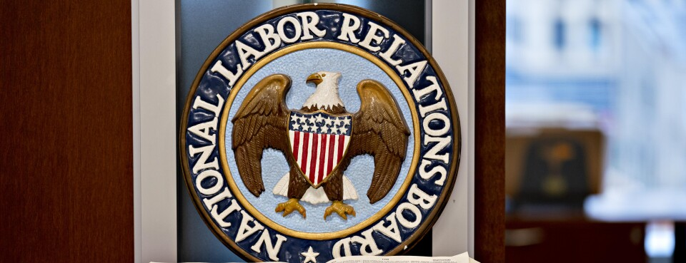 NLRB's In-House Union Tells Board to Scrap Election Guidance