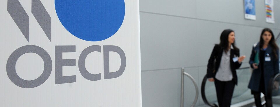 OECD used 12.3