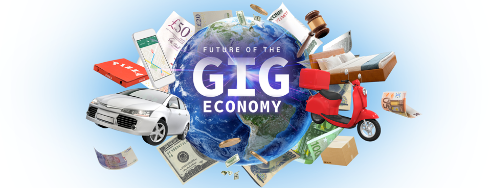 FUTURE OF THE GIG ECONOMY - cover