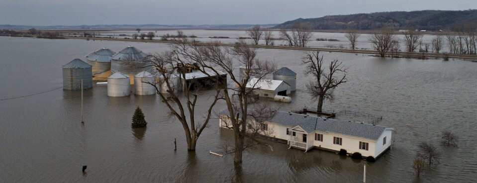 Few Missouri River Levees Intact After Midwest Flooding (1)