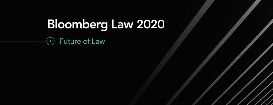 2020: The Future of Law cover image