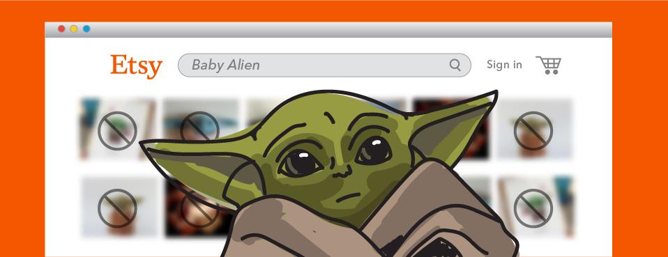Disney's Rap as Trademark Bully Revived in Baby Yoda Crackdown