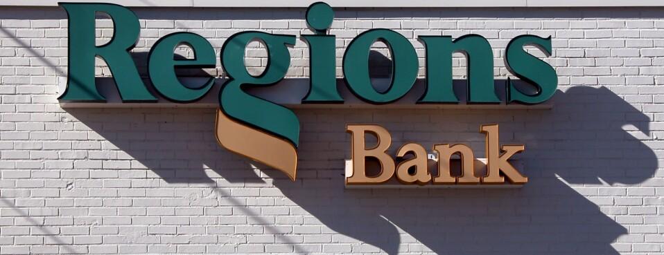 regions loan losse