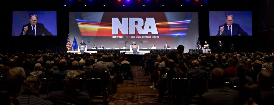 NRA Must Face New York Fraud Lawsuit Seeking to Dissolve It (1)
