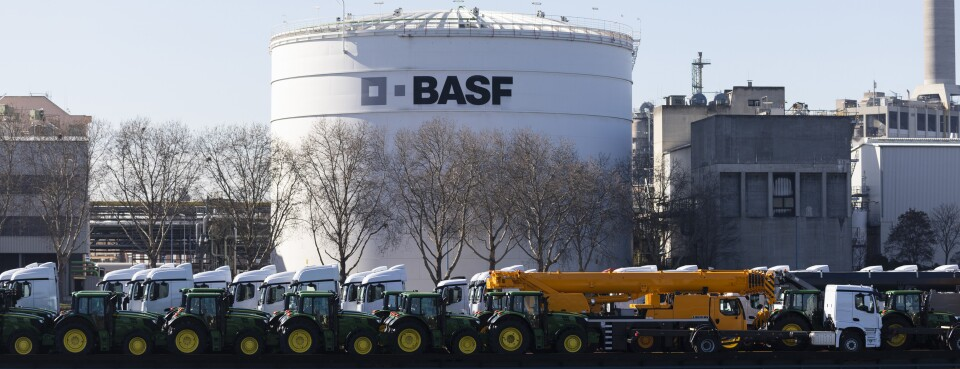 BASF Challenges Import Duties on Omega-3 Dietary Supplement