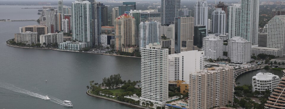Miami Unveils Climate Plan to Defend Against Flooding, Heat (1)