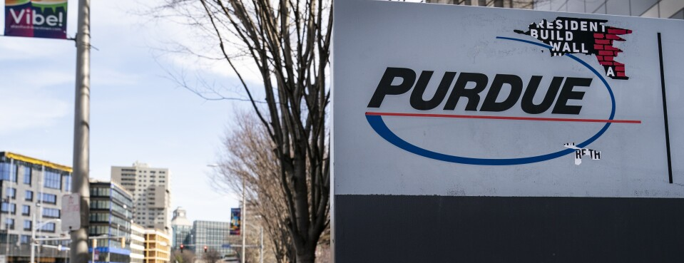 House Lawmakers Ask DOJ to Review Purdue Pharma's Bonus Plan