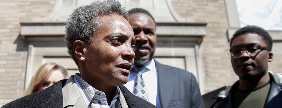 Chicago Mayor-Elect Praises Illinois Move Toward 'Fair Tax'
