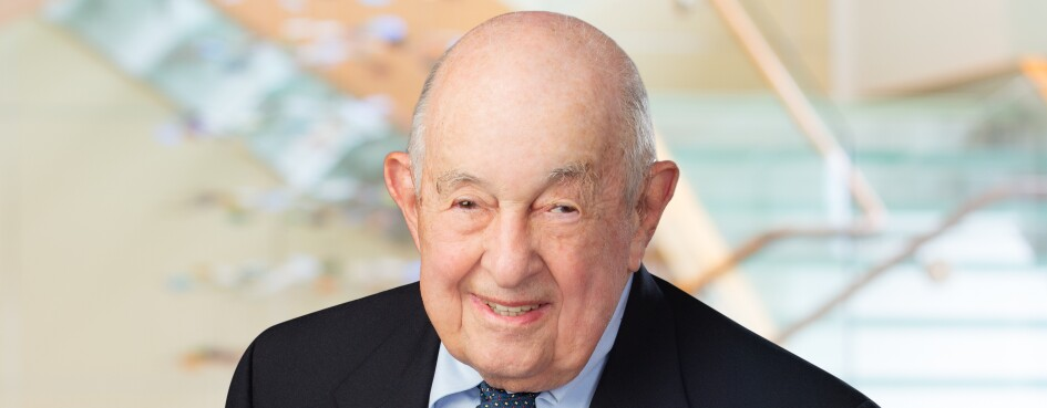 Former Morrison & Foerster Chair Marshall Small Dies at 92