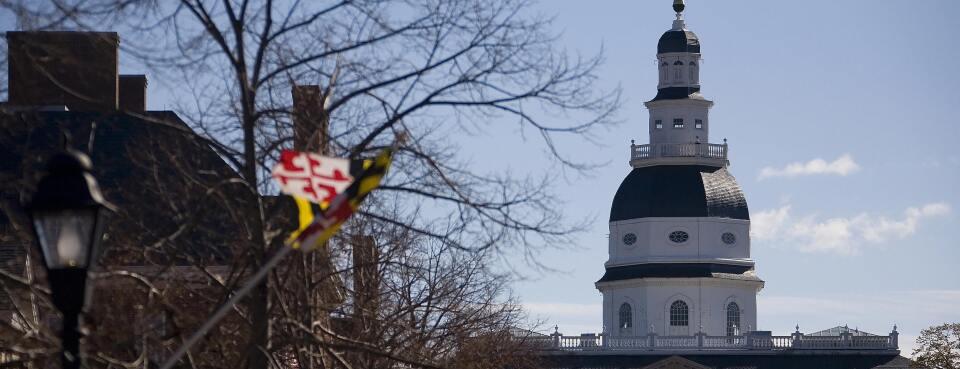 Maryland capitol.