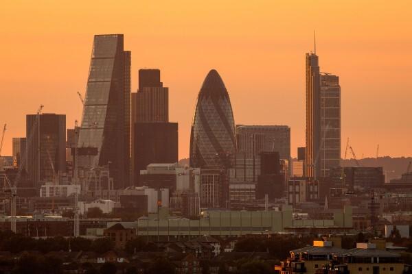 London Skyline **For BLB Only*