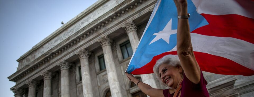 Puerto Rico Residents Win Row Over Federal Benefits Denial (1)