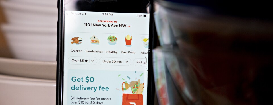 DoorDash Could Be on Hook for Millions in Tips Meant for Drivers