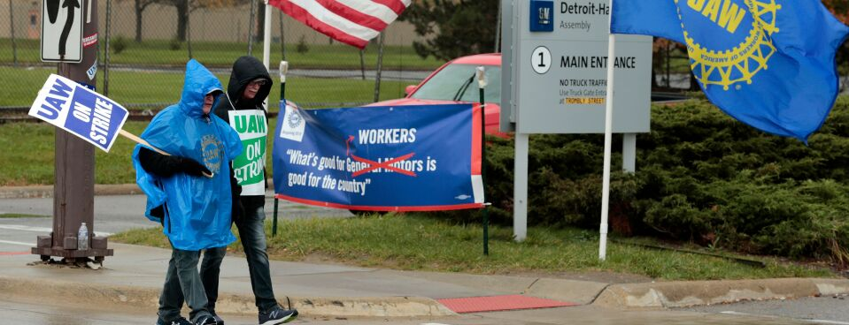 GM Strike Will Lead to More than 1.5 Million Lost Workdays