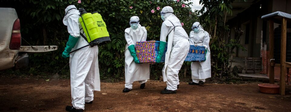 2 Experimental Ebola Treatments Seen Improving Survival Odds (1)