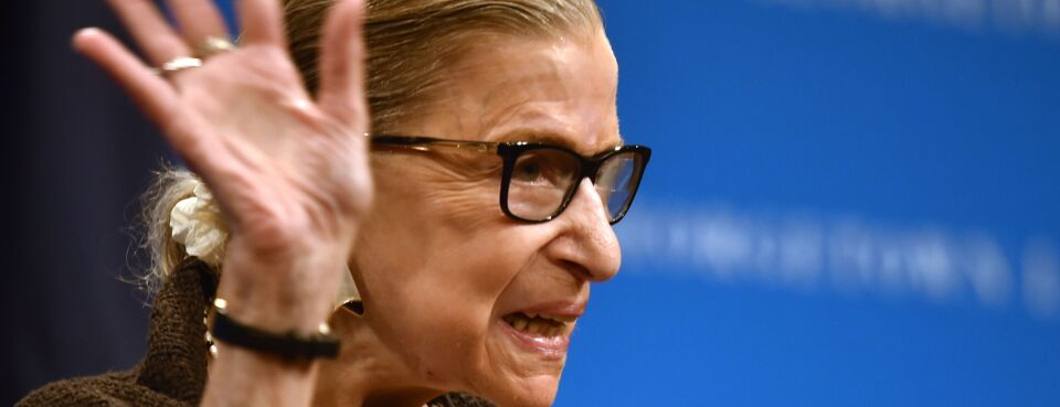 Ginsburg 'Found Another Way' After Law Firm Rejections