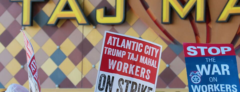 Icahn-Trump Memo Revives Whether Bankruptcy Can Kill Union Pacts
