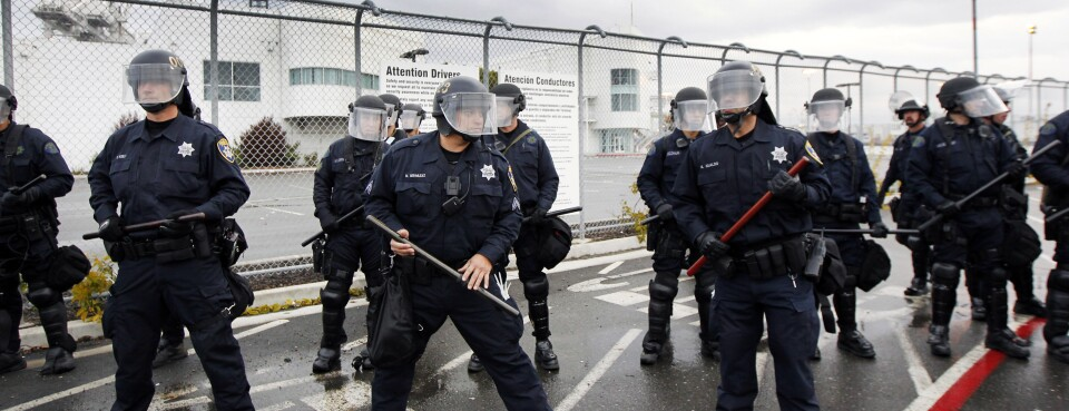 Terrorism Pay Can't Boost Oakland Police Pensions