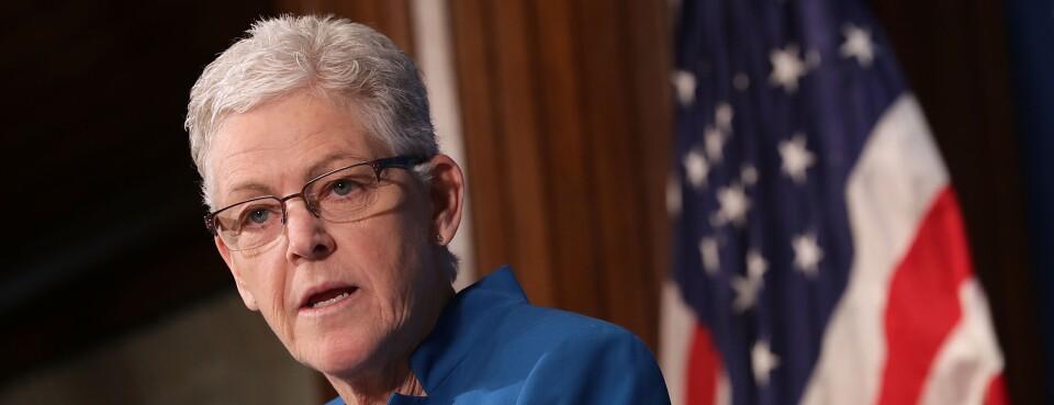 Former EPA Chief Gina McCarthy Takes Over Leadership of NRDC