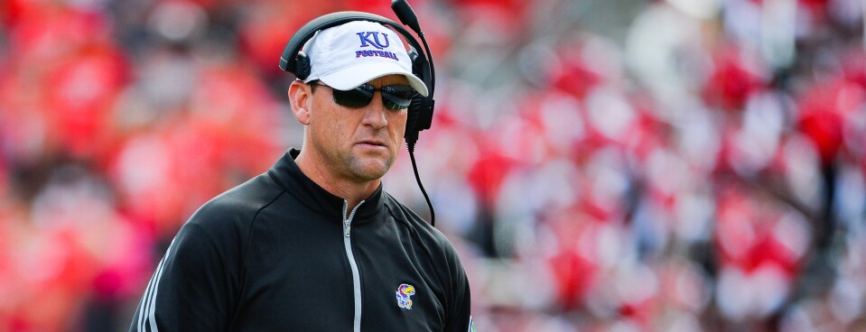 Ex-Kansas Football Coach Gets Discovery Into NCAA Investigations