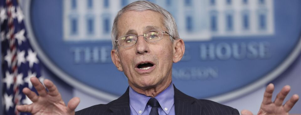 Fauci Says New Mutation May Speed the Spread of Coronavirus (1)