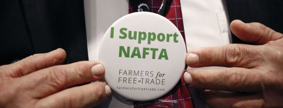 Trump-Loving Farmers Let Him Know They Also Love Free Trade