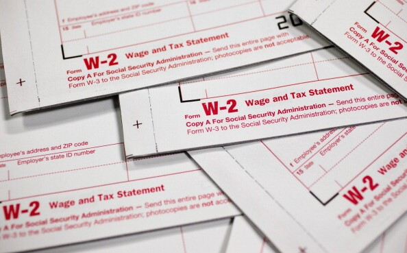 Processing of 2017 Forms W-2 Up Slightly, SSA Says