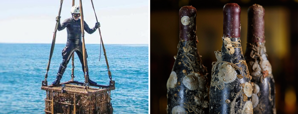 Chardonnay-Under-the-Sea Goes a Bit Too Far Even in Wine Country