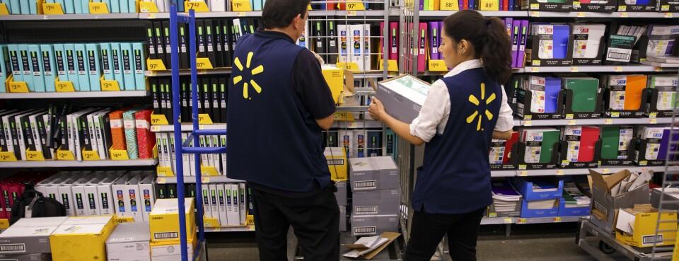 Walmart Workers Seek OK of $14 Million Pregnancy Bias Pact (1)