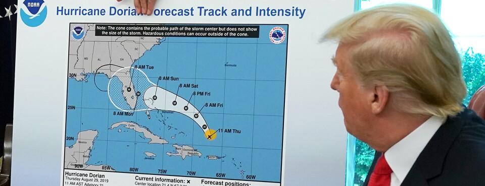 White House Pressured NOAA Response to 'Sharpiegate,' IG Says