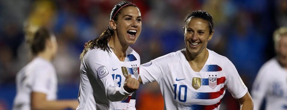 U.S. Women's Soccer Players Seek Class Status in Pay Bias Suit