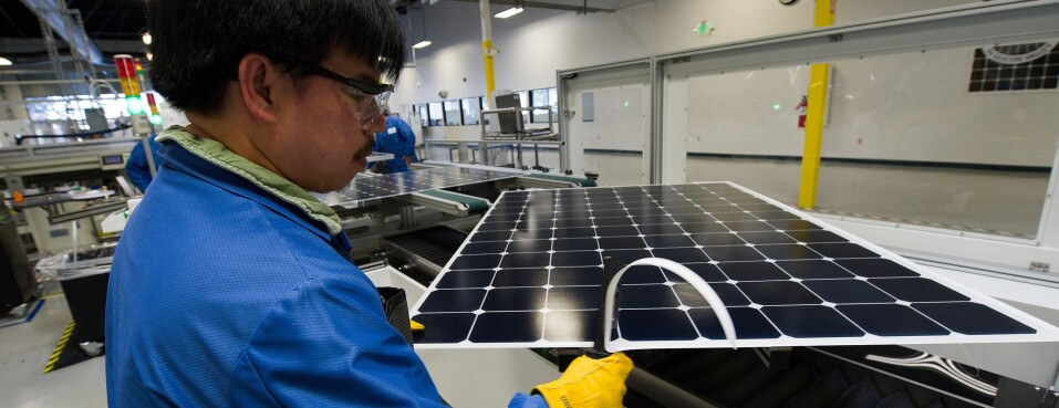 Trump-China Trade Spat Could Deal Solar a Second Tariff Blow